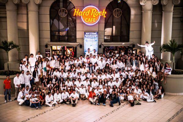 Viaje Graduación México Hard Rock