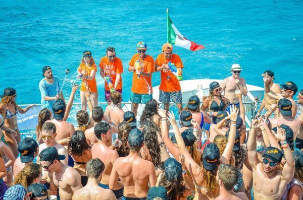 Viaje Graduación México