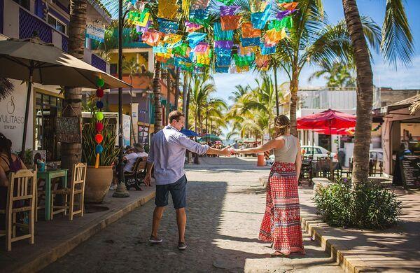 Mexico Grad Trip Sayulita