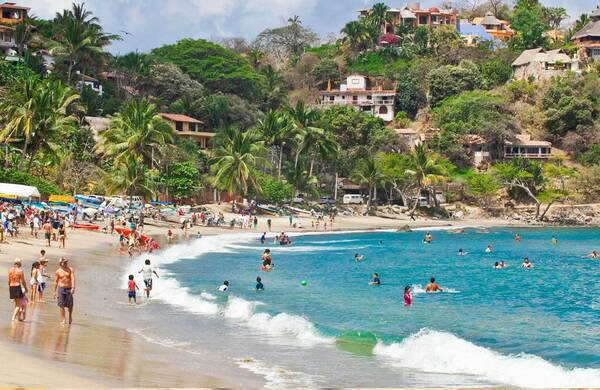Viaje Graduación México Sayulita